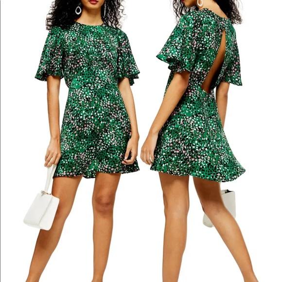Topshop Austin Mini Dress
